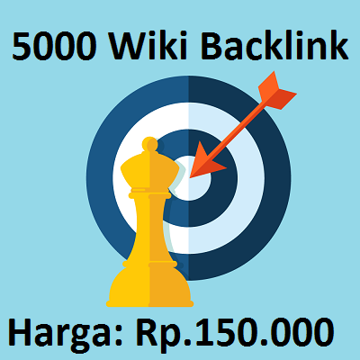 Jasa Backlink Wiki