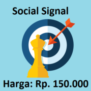 Jasa Social Signal Paket Lengkap
