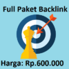 Jasa Seo Full Paket Backlink