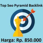 Jasa Backlink Top Quality Pyramid